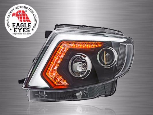 Ranger T6 Projector LED Light Bar Head Lamp 13-17