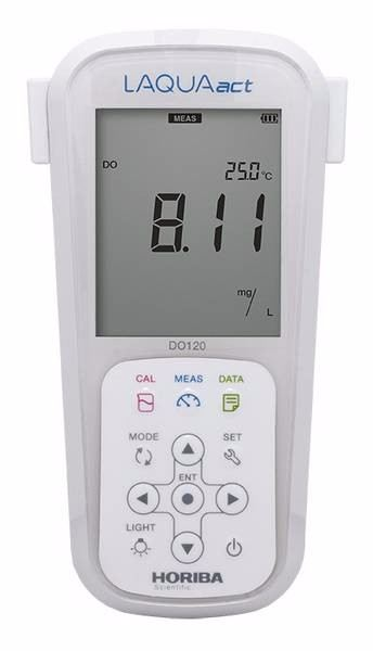 LAQUAact DO120  Handheld Meters Horiba