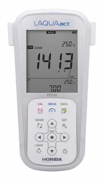 LAQUAact PC110  Handheld Meters Horiba
