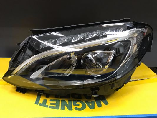 VW MK7 HEAD LAMP