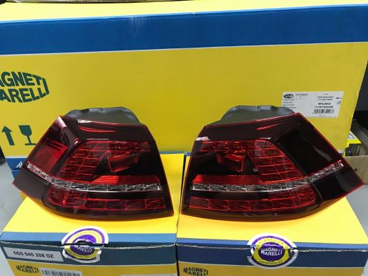 VW MK7 TAIL LAMP