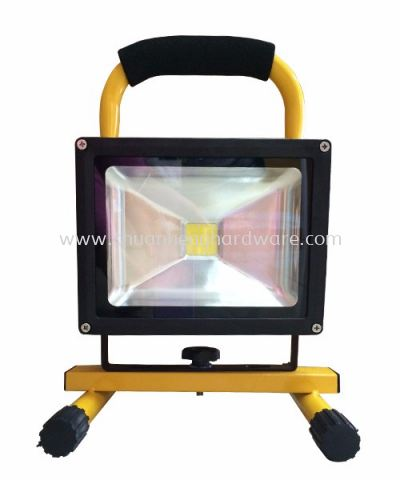 Rechargeable LED Flood Light 115 lm / W