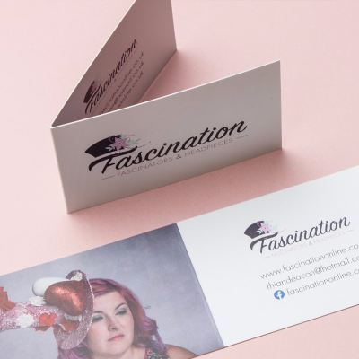 Business Card - Folded