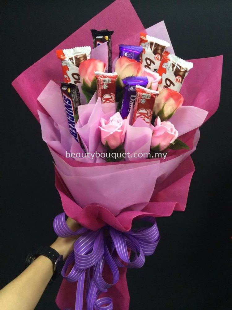 Chocolate / Snack Bouquet