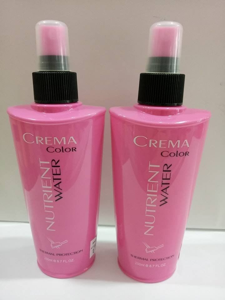Crema Color Nutrient Water 250ml