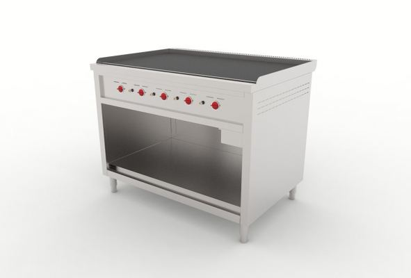 Griddle Counter 1200