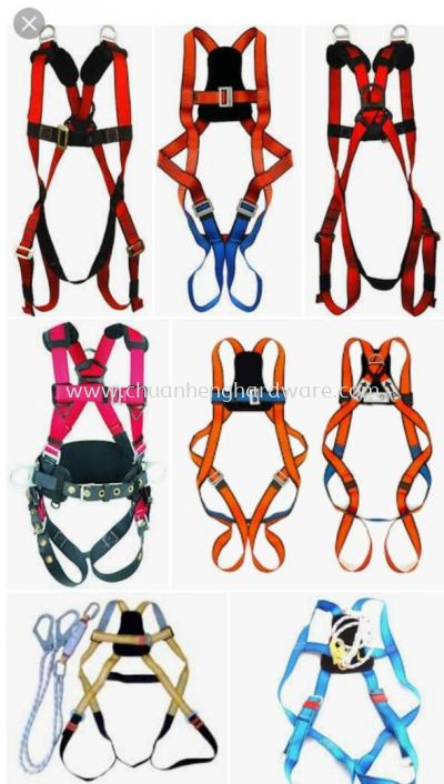 King body harness full body 3