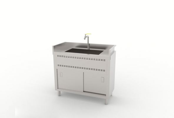 XXL Bowl Sink Counter Type