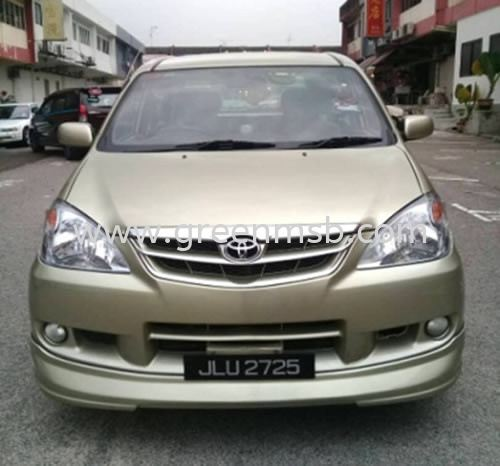 Toyota Avaza (1.5cc) MPV Transportation (Car) Rental
