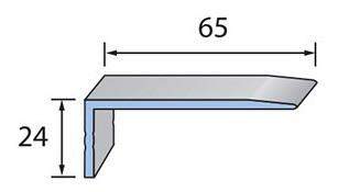 50 5973 Fascia Profile