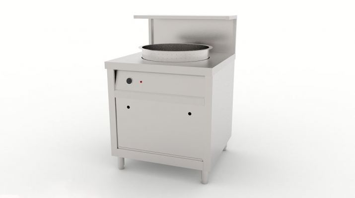 Rice Warmer Counter