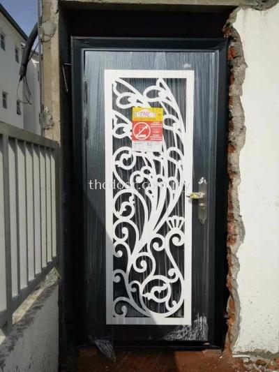 Sialkot Security Door