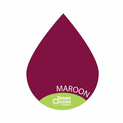 Colour Drops-Maroon