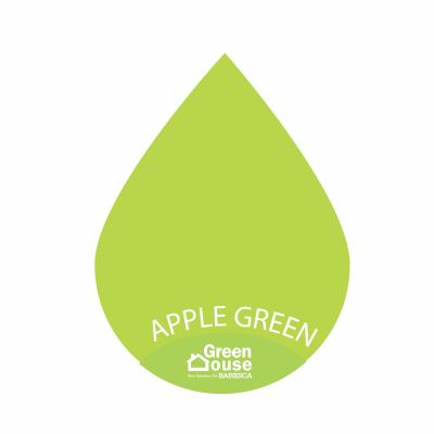 Colour Drops-Apple Green