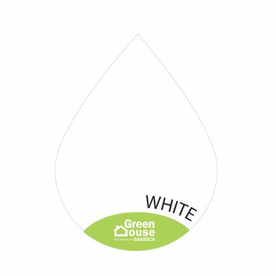 Colour Drops-White - 2.5 kg