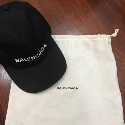 (SOLD) Balenciaga Cap in Black