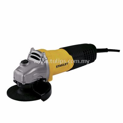STGT5100 Stanley 100mm 580W Toggle Switch Small Angle Grinder