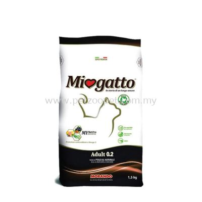 Miogatto Adult 0.2 Rich in Natural Chicken with Rice