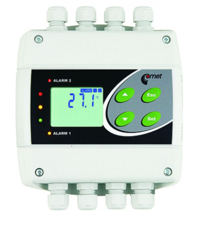 H4331 Temperature transmitter with RS232 output