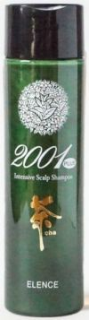 Elence 2001 Intensive Scalp Shampoo 320ml    ELENCE 2001