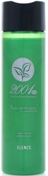 Elence 2001 Tea Tree Scalp Shampoo 320ml 2001 TEA TREE SCALP RANGE ELENCE 2001