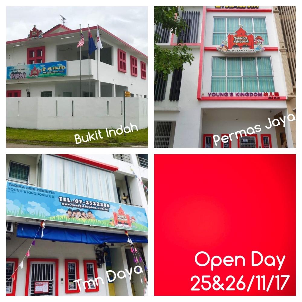 Youngs Kingdom:: Kindergarten Johor Bahru (JB), Preschool