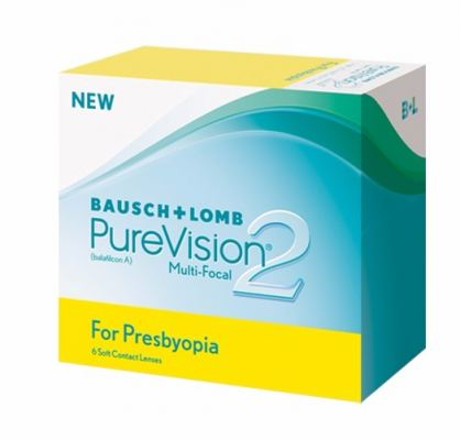 Bausch & Lomb - Purevision 2 Multifocal