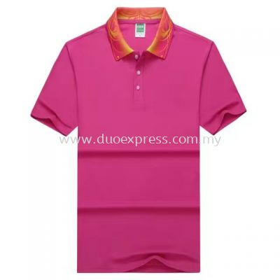 Stylish DriFit T-Shirt Pink