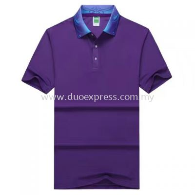 Stylish DriFit T-Shirt Purple
