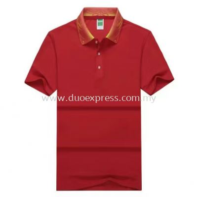 Stylish DriFit T-Shirt Red