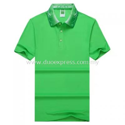Stylish DriFit T-Shirt Green