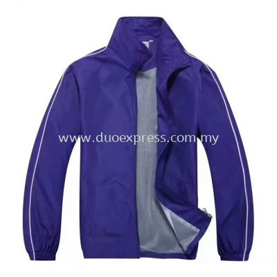 Windbreaker -Purple