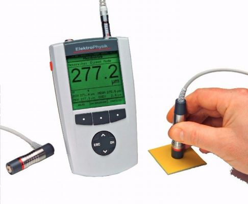 MiniTest 7400 - Coating thickness gauge