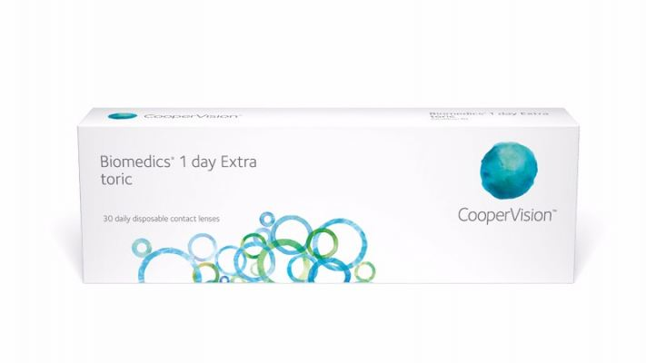 Coopervision 1 Day Extra Toric