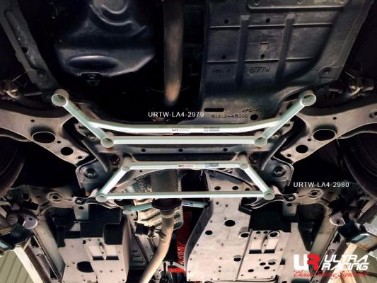 TOYOTA HARRIER XU60 2013 (2WD & 4WD) FRONT MEMBER BRACE / FRONT LOWER BAR (II)