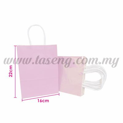 Paper Bag Small - Pink *10pcs (RPB-P2S-P)
