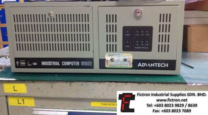 G10H ADVANTECH INDUSTRIAL COMPUTER REPAIR SERVICE IN MALAYSIA 12 MONTHS WARRANTY