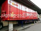 Shoon Fatt 20 Ton Container Lorry Box Lorry Containers Truck Lorry Sticker