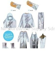 Heat Resistance Aluminized Protection Clothing