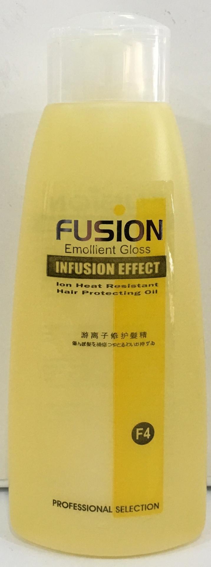 FUSION EMOLLIENT GLOSS F4 150ML