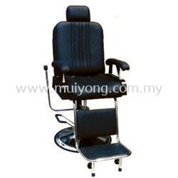 Barber Chair (Chrome)