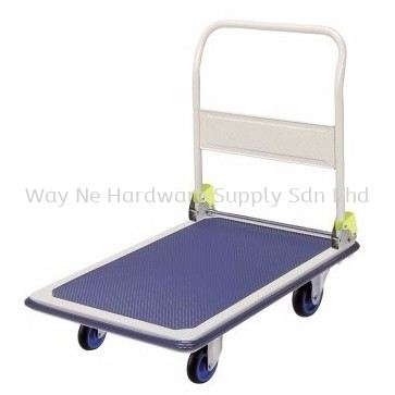 Fixed Handle Platform Trolley