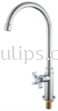11-419 Pillar Sink Tap (Wind Mill Handle)