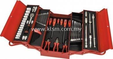 KENNEDY KEN-595-0050K 62PCS WORKSHOP TOOL KIT