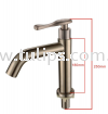 "11-888 SUS 304 10"" Long Basin Bib Tap Stainless Steel Tap Series 8 Dolfino Water Tap Plumbing"