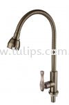11-829 SUS 304 Pillar Flexible Sink Tap Stainless Steel Tap Series 8 Dolfino Water Tap Plumbing