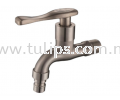 11-836 SUS 304 Hose Bib Tap Stainless Steel Tap Series 8 Dolfino Water Tap Plumbing
