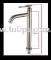 """11-888H SUS 304 15"""" Long Basin Bib Tap Stainless Steel Tap Series 8 Dolfino Water Tap Plumbing"""