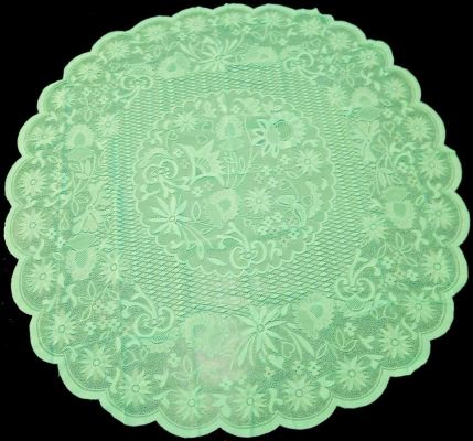 Table Cloth H368 Light Green