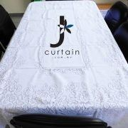 Taiwan Table Cloth 60″X80″ White